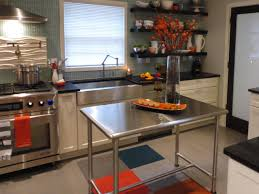 stainless steel mobile kitchen island elegant stainless steel