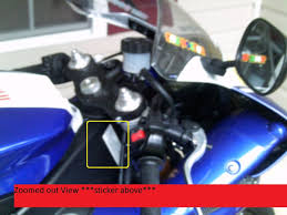 no luck finding the vin number yamaha r1 forum yzf r1 forums