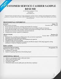 images about Resume tips ideas on Pinterest Pinterest Customer Service Cashier Resume Sample