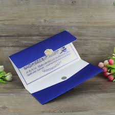 folded invitation online buy wholesale pocket fold invitations from china pocket