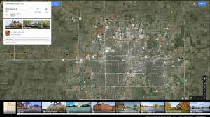 Google Maps Illinois by Champaign Illinois Map