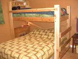 Twin Over Futon Bunk Bed Plans by Bunk Beds Twin Over Queen Bunk Bed Plans Queen Over Queen Bunk