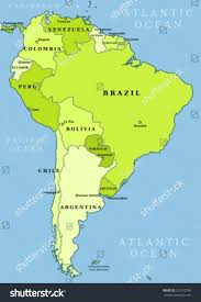 Latin America Map Labeled by Map Of Of Us States Gdp And Other Countries Business Insider Map