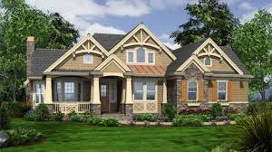 one story craftsman style house plans craftsman bungalow cottage