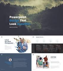 Powerpoint Portfolio Examples Best New Presentation Templates Of 2016 Powerpoint Keynote