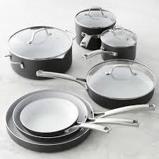 black friday ceramic cookware calphalon classic ceramic nonstick 11 piece cookware set