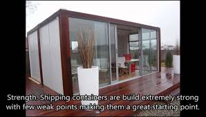 build a shipping container home how to build a foundation for a