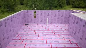 Insulating Basement Concrete Walls by Fastening Roxul Rockwool Sheet Over Xps Foam Best Approach