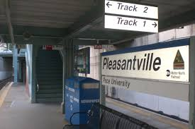 Pleasantville station
