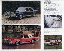 curbside classic 1989 mercury grand marquis ls u2013 panthers run in