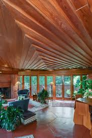 Frank Lloyd Wright Plans For Sale by Hexagonal Frank Lloyd Wright U0027usonian U0027 House For Sale For 995k In