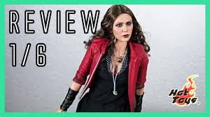 marvel scarlet witch costume toys scarlet witch avengers age of ultron video review 1 6