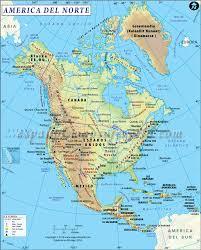 Centro America Map america del norte buscar con google paises pinterest