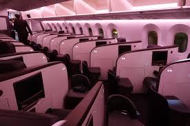 Virgin Baggage Fee Review Virgin Atlantic 787 9 Premium Economy Lhr To Ewr