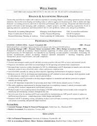 resume examples for project managers resume samples expert resumes accounting manager