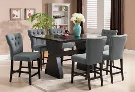 Counter Height Dining Room Tables by Effie 7pc Counter Height Dining Set 71520 71528