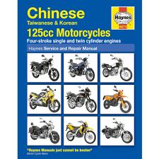 haynes chinese motorcycle service u0026 repair manual 4871 h4871