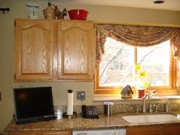 kitchen kitchen window treatment ideas precious kitchen window