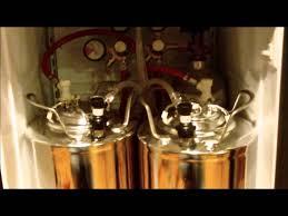 Homebrew Kegerator Home Brew Wednesday Kegerator From Danby Bar Fridge Youtube