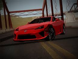 lexus lfa android wallpaper lexus lfa nürburgring edition for gta san andreas