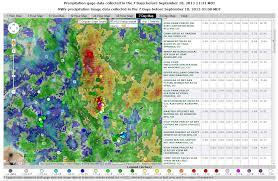 Southwest Colorado Map by Usgs 2013 Flood Events