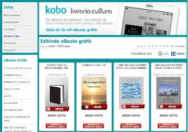 Baixar ebooks grátis Livraria Cultura