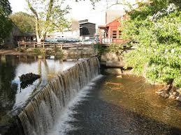 Aquetong Creek