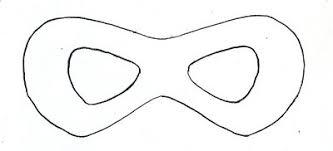 batman mask template free download clip art free clip art