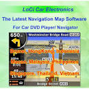 The latest car IGO Primo GPS Navigator map for Thailand, Indonesia ...