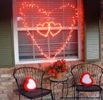 Home Valentines Decorating Ideas LARGE Valentine's Day Decoration ...