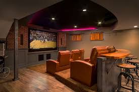 Home Theater Design Pictures 10 Awesome Basement Home Theater Ideas Theatre Design Basements