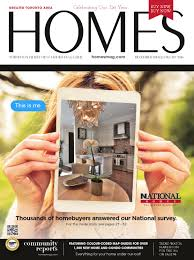 Fernbrook Homes Decor Centre Homes Magazine Dec Jan 2016 By Homes Publishing Group Issuu