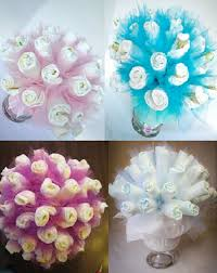 amazon com diaper bouquet any color available baby shower