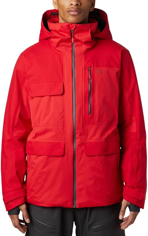Mountain Hardwear Firefall/2 Insulated Jacket Racer Extra Large 1851381637-XL