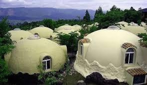 Japanese Dome House Impressio домове които се строят за 2 часа и се ползват 300 години