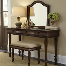 Bedroom Vanity Furniture Canada Vanity Set With Turned Legs By Liberty Furniture Wolf And