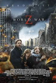 World War Z (Guerra Mundial Z) (2013) [Latino]
