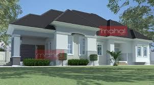 majestic design 4 bedroom bungalow designs 10 plan in nigeria