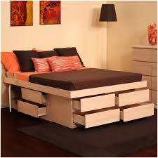 Platform Storage Bed Plans With Drawers by Bedroom Platform Lift Storage Bed Plans Coaster Sandy Beach