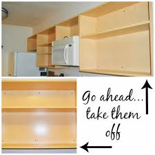 Upper Kitchen Cabinet Ideas How To Remove Kitchen Cabinets Incredible Design Ideas 28 A