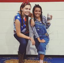 redneck country costume diy halloween spirit day holidays