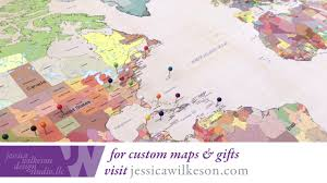 World Map Pinboard by How To Frame A Push Pin World Map In 2 Minutes Cotton