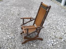 Antique Rocking Chair Prices Antique Rocking Chairs Vintage Pedestal Platform Chair Spindle
