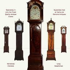 Grandmother Clock Pendulum Of Mayfair Antique Clocks Ltd Youtube