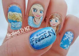 walt disney friends inspired nails youtube diy disneyinspired