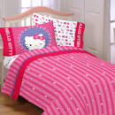 Hello Kitty Microfiber Kitty and Me Full Kid?s Character Sheet Set ...