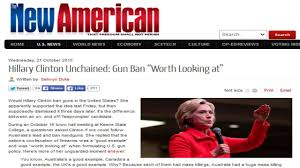 Clinton Home State by Hillary Clinton Unchained Gun Ban U201cworth Looking At U201d Youtube