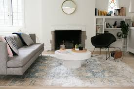 tying the room together with loloi rugs wit u0026 delight