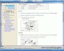 ford usa technical services 2005 2006 repair manual cars repair