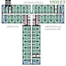 Condominium Floor Plans Smdc Grace Residences